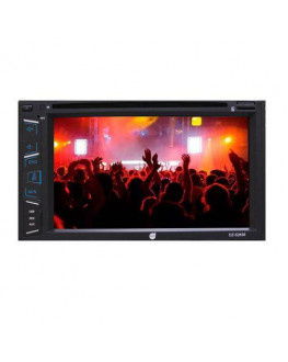 Rádio Automotivo DVD Player DZ52838 USB / BT / SD / FM Android BT Mirror Dazz
