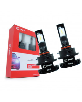 Kit Lâmpada LED HB4 / HB3 (9006) Plus Cinoy