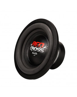 "Alto Falante 10"" Red Cross 500W Rms 4 Ohms Triton"