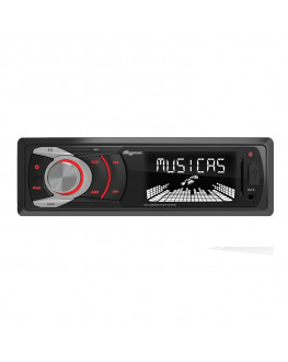 Rádio MP3 Player + USB + SD + AUX Quatro Rodas Aquarius