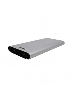 Carregador Portátil Power Bank Dual Aumínio 7000mAh Maxprint