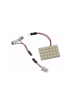 LED SLL 1224 PCB - 24 SMD - 3528 Shocklight